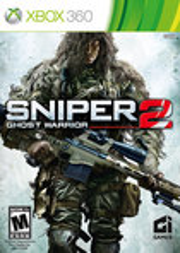 Sniper: Ghost Warrior 2 - Xbox 360
