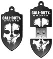 EP Memory - Call of Duty: Ghosts 16GB USB 2.0 Flash Drive - Black