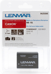 Lenmar - Lithium-Ion Battery - Black