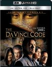 The Da Vinci Code [4k Ultra Hd Blu-ray/blu-ray] [ultraviolet] [includes Digital Copy] 5577388