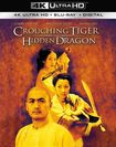 Crouching Tiger, Hidden Dragon [4k Ultra Hd Blu-ray/blu-ray] [ultraviolet] [includes Digital Copy] 5577392