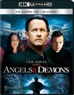 Angels & Demons [4k Ultra Hd Blu-ray/blu-ray] [ultraviolet] [includes Digital Copy] 5577401