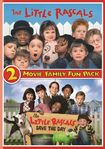 2 Movie Family Fun Pack: The Little Rascals/the Little Rascals Save The Day [2 Discs] (dvd) 5577478