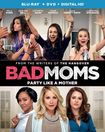 Bad Moms [includes Digital Copy] [ultraviolet] [blu-ray/dvd] [2 Discs] 5577493
