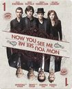 Now You See Me [includes Digital Copy] [blu-ray] [steelbook] [only @ Best Buy] 5577770