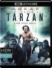The Legend Of Tarzan [includes Digital Copy] [4k Ultra Hd Blu-ray/blu-ray] 5577902