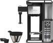 Ninja - Coffee Bar 1-cup Coffeemaker - Black/stainless 5578139