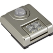 Light It! - 4-led Motion Activated Sensor Light - Silver