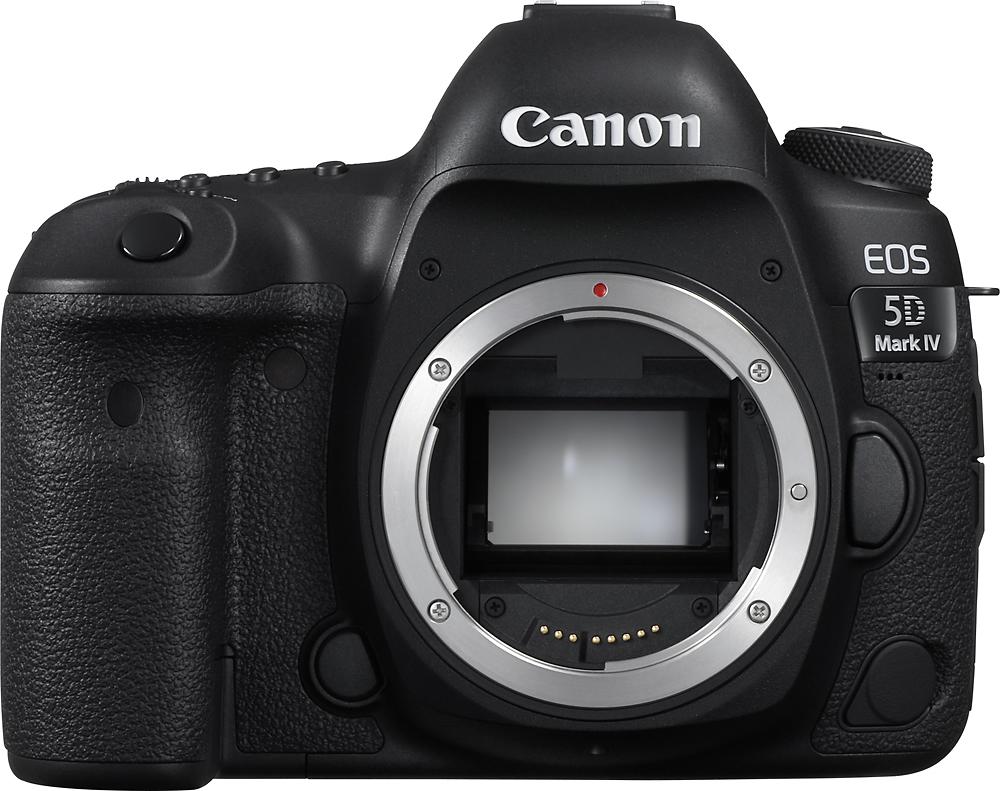 BUY Canon - Eos 5d Mark Iv Dslr Camera (body Only) OFFER