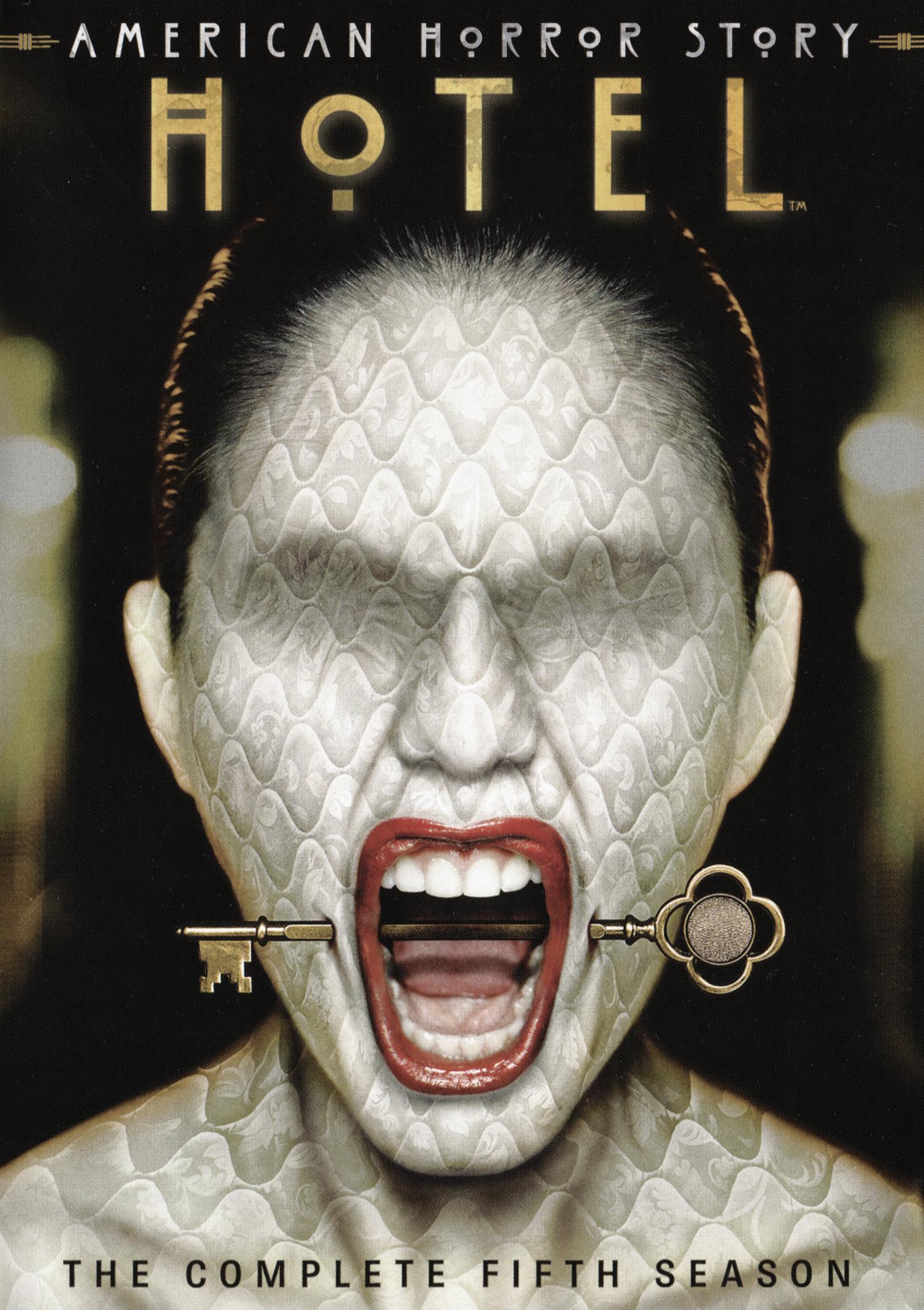 American Horror Story: Hotel [4 Discs] (dvd) 5578761