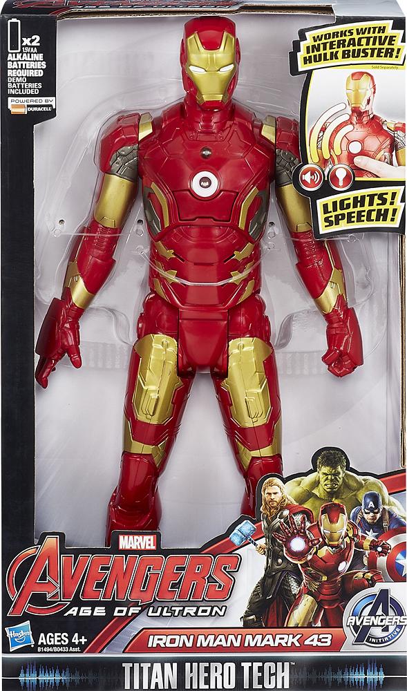 Hasbro - Marvel Legends: Iron Man Figure - Multi 5578984