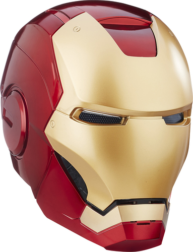 Hasbro - Marvel Legends: Iron Man Electronic Helmet - Multi