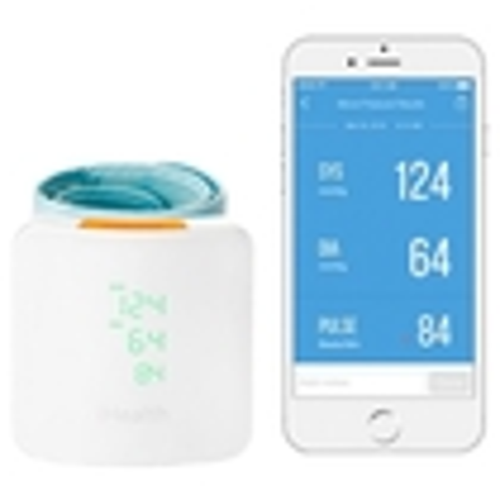 iHealth - Wireless Automatic Blood Pressure Monitor - White