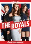 The Royals: Seasons 1 And 2 [4 Discs] (dvd) 5579321