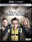 X-men: First Class [4k Ultra Hd Blu-ray/blu-ray] 5579355