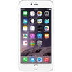 Apple - Certified Pre-owned Iphone 6 Plus 4g Lte With 64gb Memory Cell Phone (unlocked) - Silver