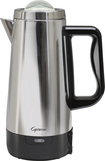 Capresso - 12-cup Perk - Polished Stainless Steel 5580010