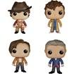 Funko - Doctor Who Pop! Tv Vinyl Collectors Set: Fourth Doctor, Tenth Doctor, Eleventh Doctor, Twelfth Doctor - Multi 5580049