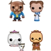 Funko - Beauty And The Beast Movie Pop! Disney Collectors Se