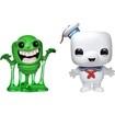 Funko - Ghostbusters Pop! Movies Vinyl Collectors Set: Slimer, Stay Puft Man - Multi 5580069