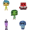 Funko - Inside Out Pop! Disney/pixar Vinyl Collectors Set: Sadness, Joy, Disgus, Anger, Fear - Multi 5580072