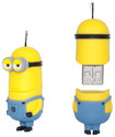 EP Memory - Despicable Me Minion Kevin USB 2.0 Flash Drive - Yellow