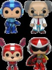 Funko - Megaman Collectors Set Pop! Vinyl Figures - Muti-colored 5580246