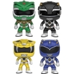 Funko - Power Rangers Collectors Set Pop! Vinyl Figures - Muti-colored 5580249