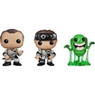 Funko - Ghostbusters Pop! Movies Vinyl Collectors Set: Dr. Peter Venkman, Dr. Raymond Stantz, Slimer - Multi 5580258