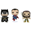 Funko - Batman V Superman Pop! Heroes Collectors Set: Batman, Superman And Aquaman - Multi 5580260