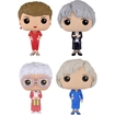 Funko - Golden Girls Collectors Set Pop! Vinyl Figures - Muti-colored 5580268