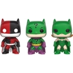 Funko - Impopster Heroes Collectors Set Pop! Vinyl Figures - Muti-colored 5580272