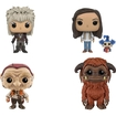 Funko - Labyrinth: Pop! Movies Collectors Set: Jareth, Hoggle, Sarah And Ludo - Multi 5580286