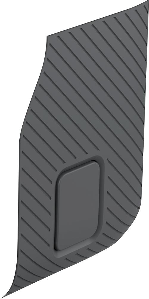 Gopro - Replacement Side Door For Hero5 Black Camera - Black