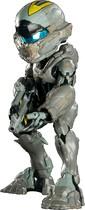 J!nx - Vinyl Designer Series 1 Halo: Spartan Locke - Multi 5580675