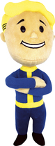 Gaming Heads - Fallout 4: Vault Boy 111 Arms Crossed Plush Toy - Multicolor 5580676