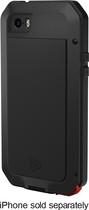 LUNATIK - TAKTIK Extreme Case for Apple® iPhone® 5 and 5s - Black