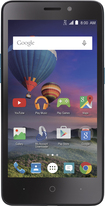 Simple Mobile - Zte Midnight Pro 4g Lte With 8gb Memory Prepaid Cell Phone - Black