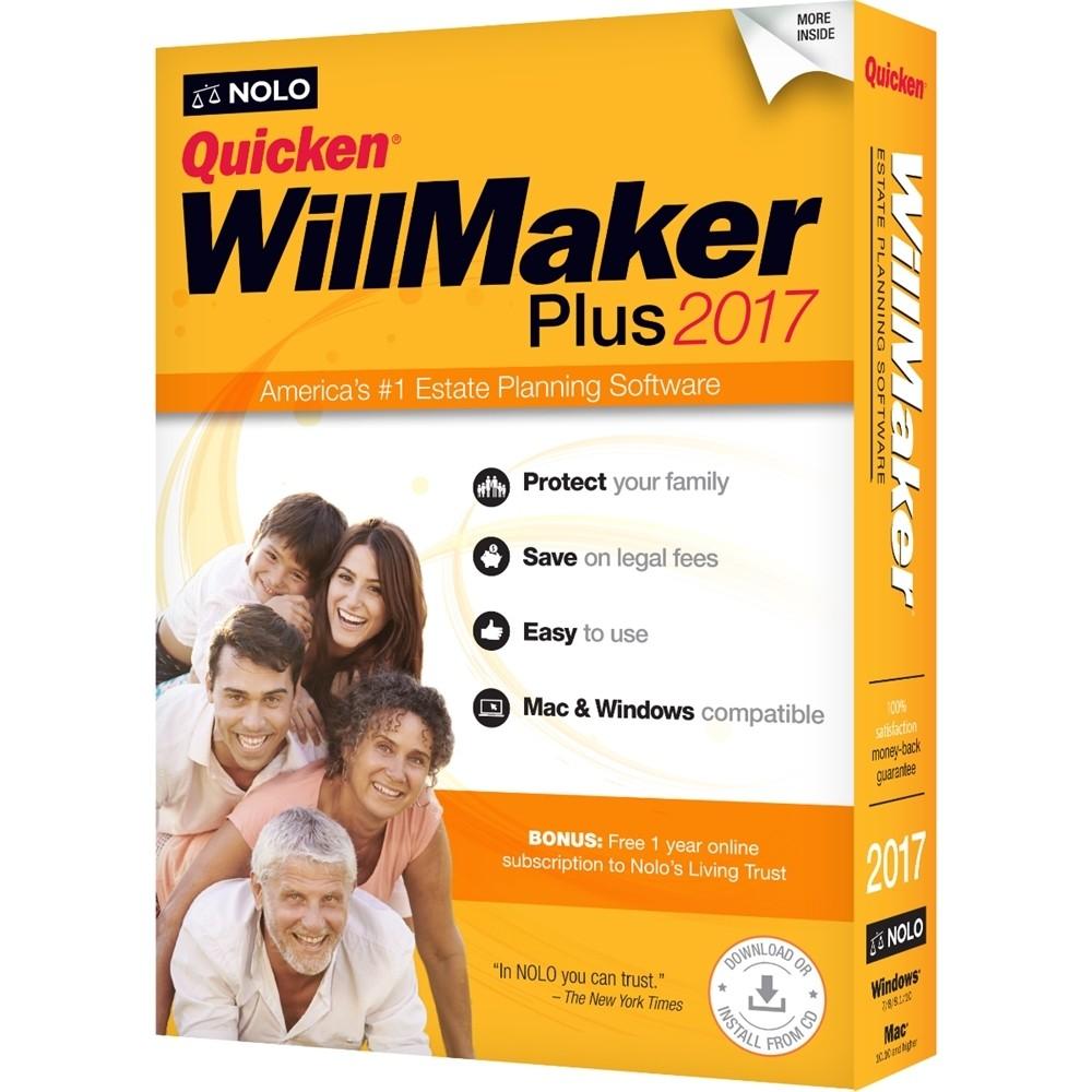 quicken willmaker plus mac windows best buy