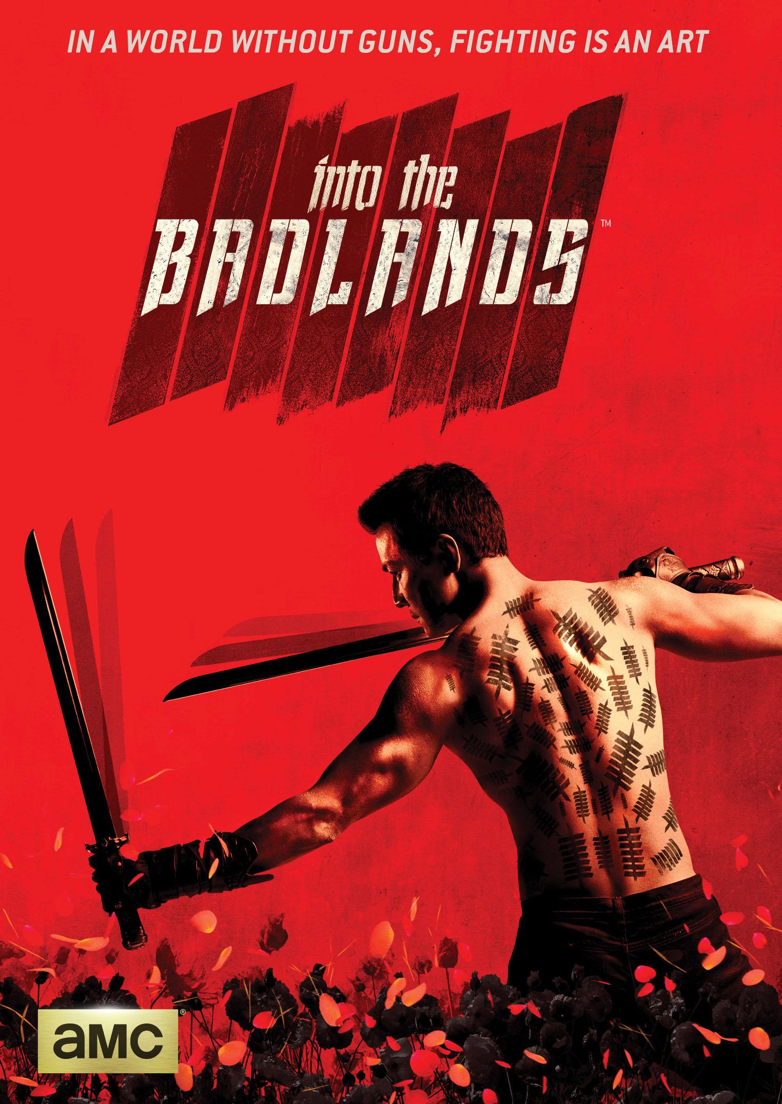 Into The Badlands: Season 1 [2 Discs] (dvd) 5581247
