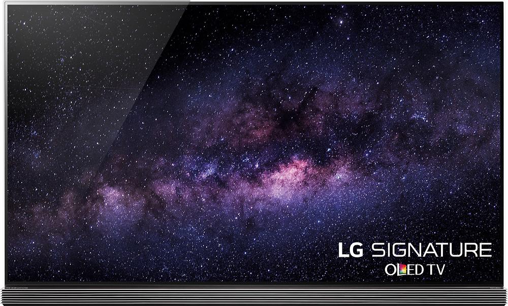 LG OLED77G6P largeFrontImage