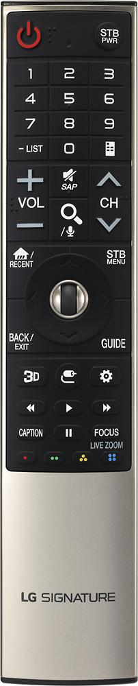 LG OLED77G6P remoteControlImage