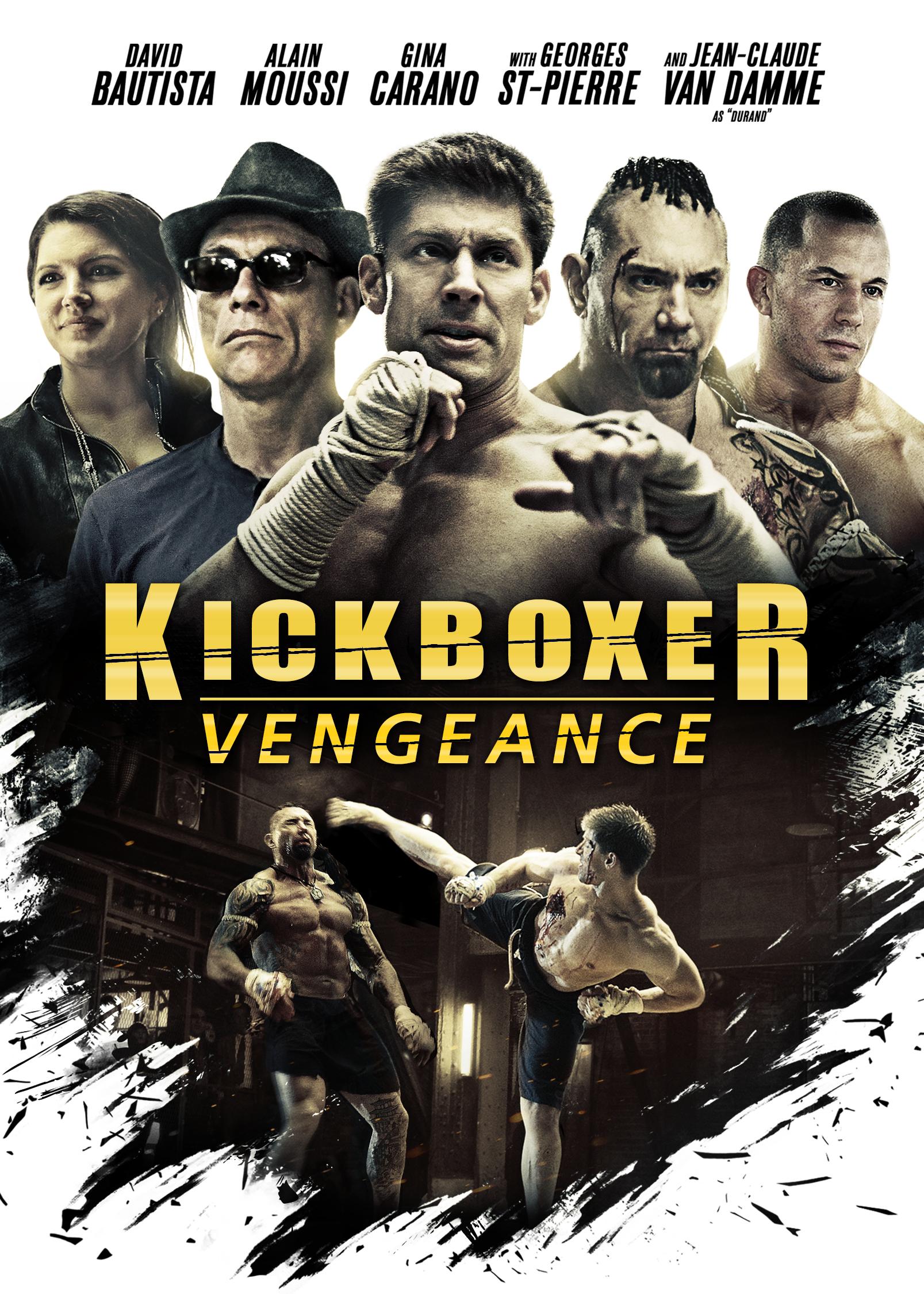 Kickboxer: Vengeance (dvd) 5581529