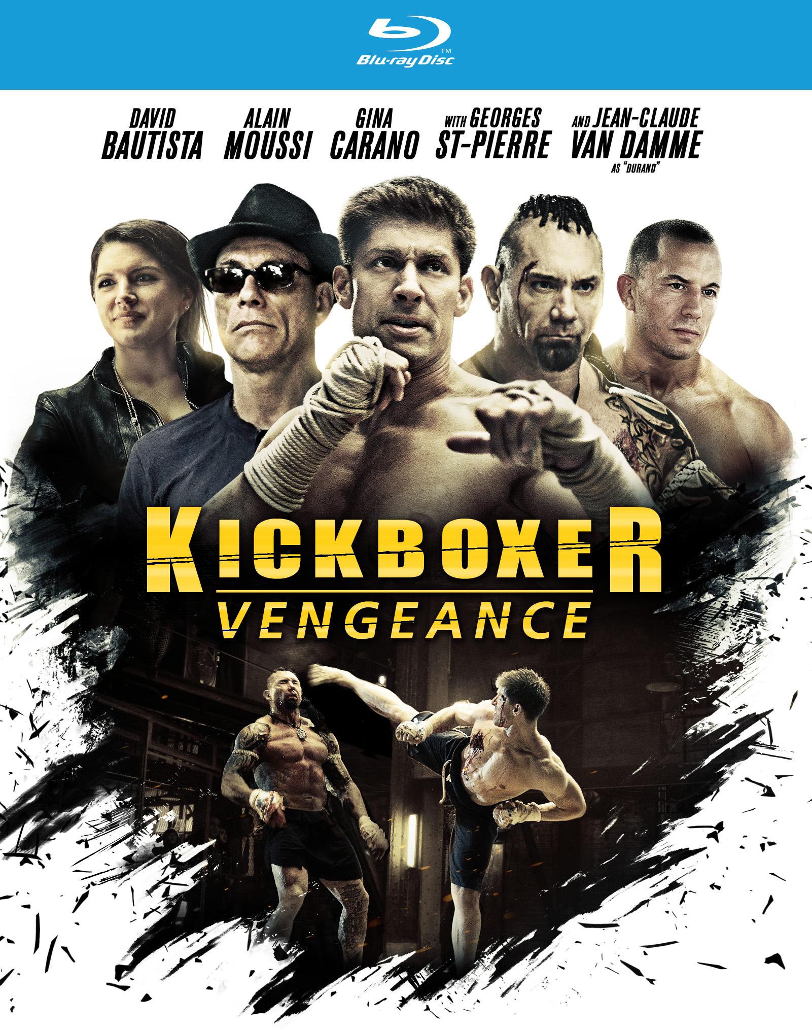 Kickboxer: Vengeance [blu-ray] 5581531