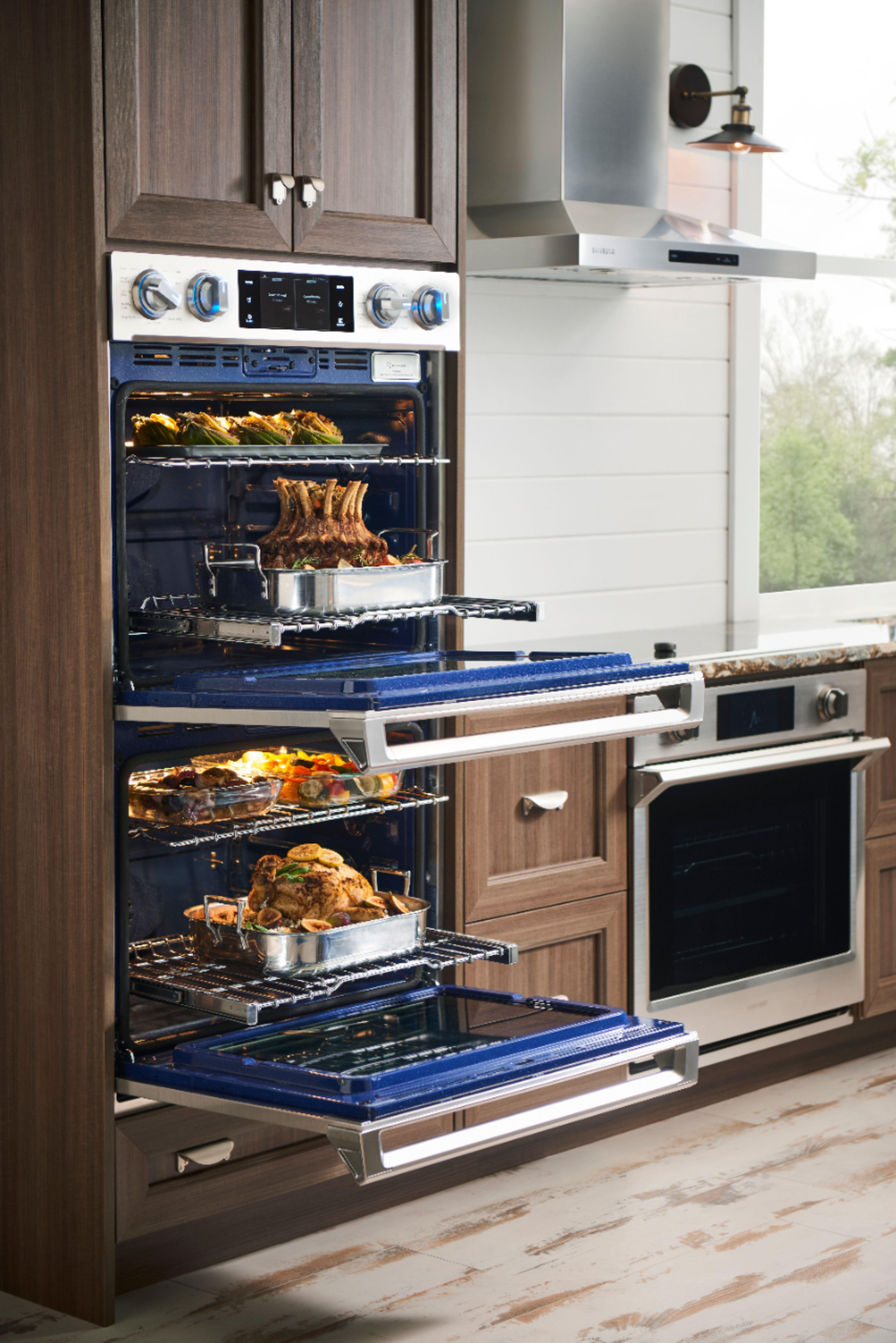 Elegant 30 Wall Oven Cabinet