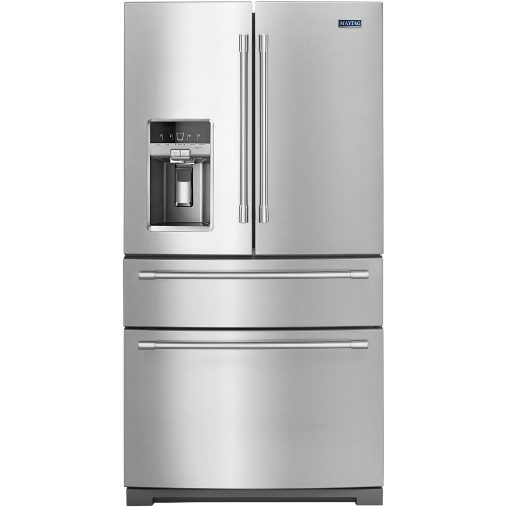 Ft. 4 Door French Door Refrigerator   Stainless Steel At Pacific Sales