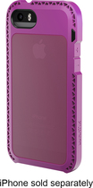 LUNATIK - SEISMIK Case for Apple® iPhone® 5 and 5s - Pink