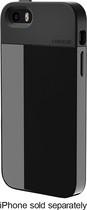LUNATIK - FLAK Case for Apple® iPhone® 5 and 5s - Black