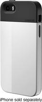 LUNATIK - FLAK Case for Apple® iPhone® 5 and 5s - White