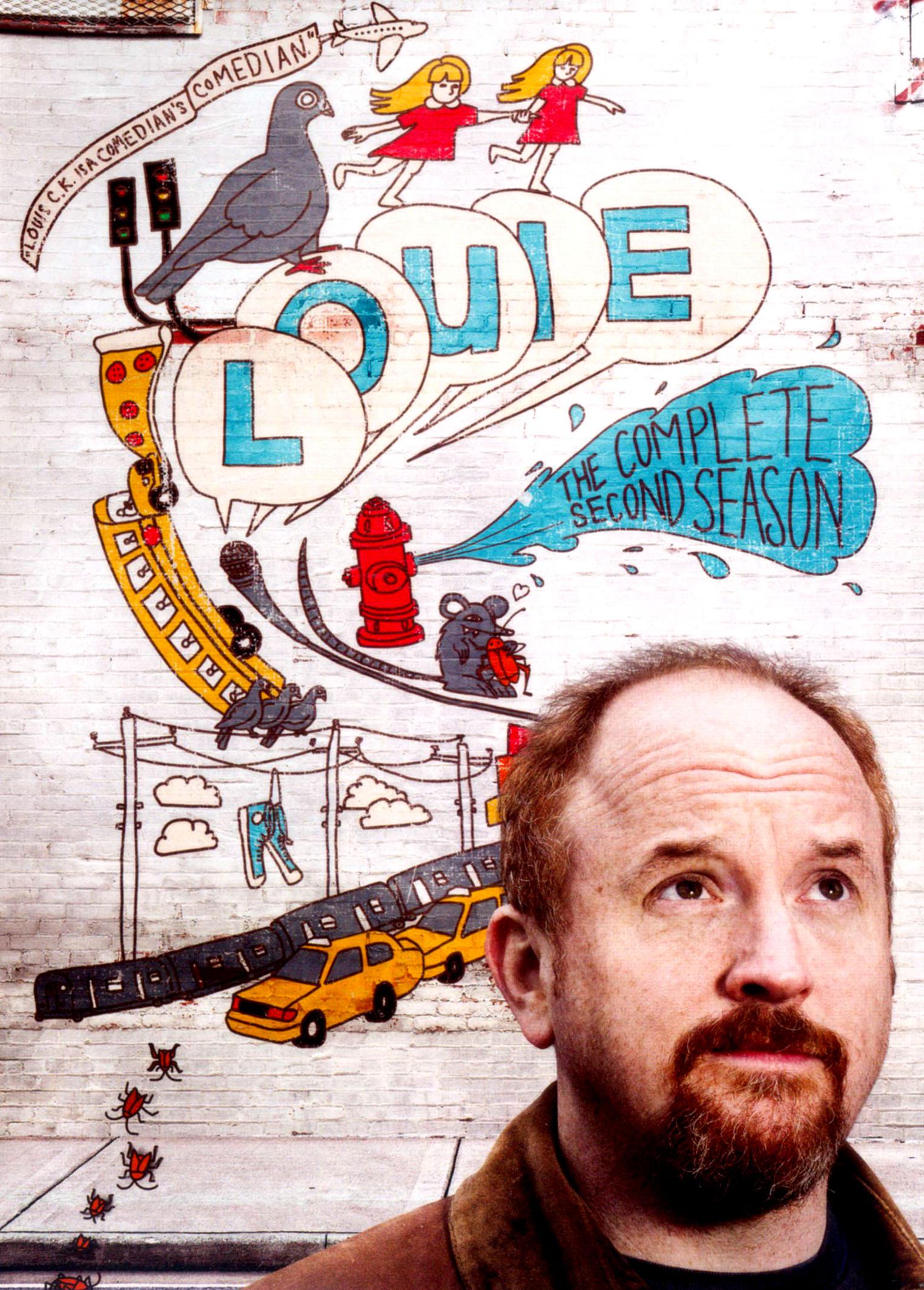 Louie: The Complete Second Season [2 Discs] (dvd) 5587931
